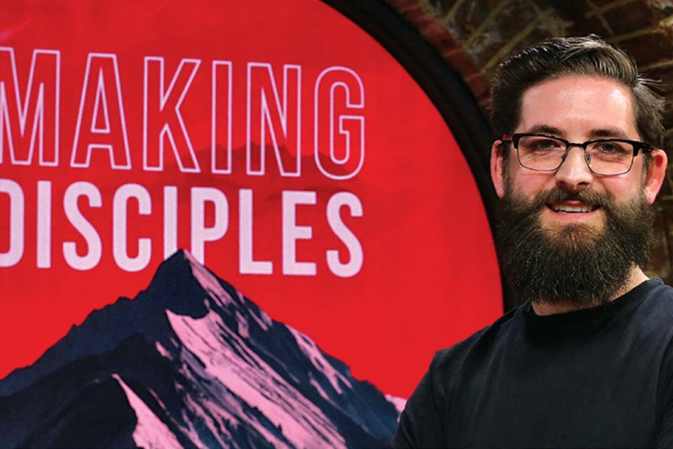 Cris Rogers on Making Disciples.