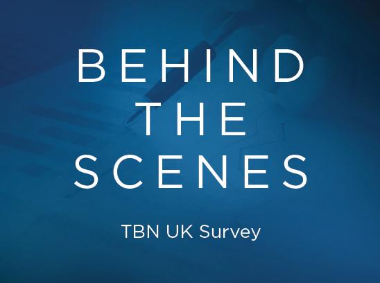 Behind the Scenes TBN UK Survey
